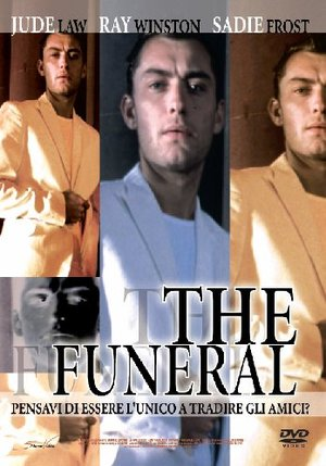 THE FUNERAL (DVD)