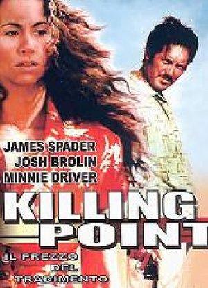 KILLING POINT - IL PREZZO DEL TRADIMENTO (DVD)