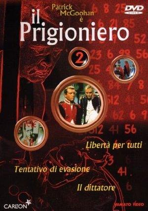 IL PRIGIONIERO 02 (EPS 04-06) (DVD)