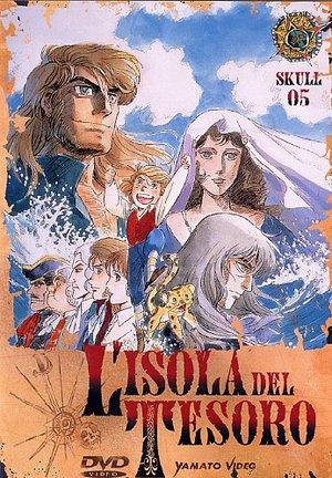 L'ISOLA DEL TESORO 05 (DVD)