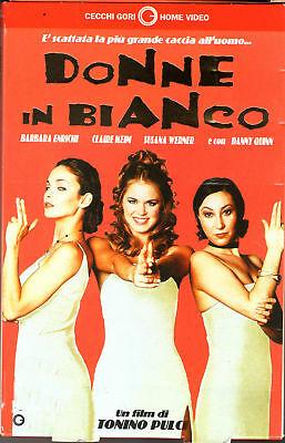 DONNE IN BIANCO - USATO EX NOLEGGIO (VHS)