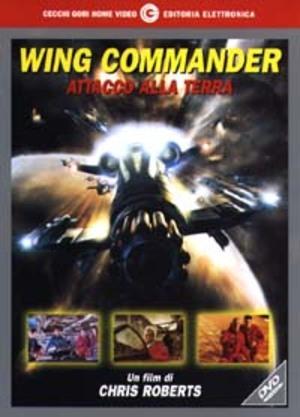 WING COMMANDER - ATTACCO ALLA TERRA (DVD)