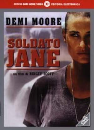 SOLDATO JANE (DVD)