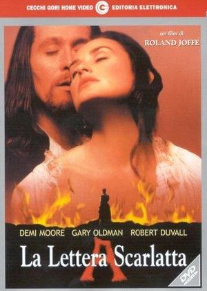 LA LETTERA SCARLATTA 1995 (DVD)