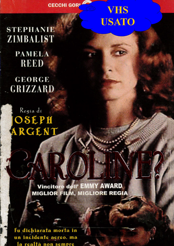 CAROLINE? - VHS EX NOLEGGIO (VHS)