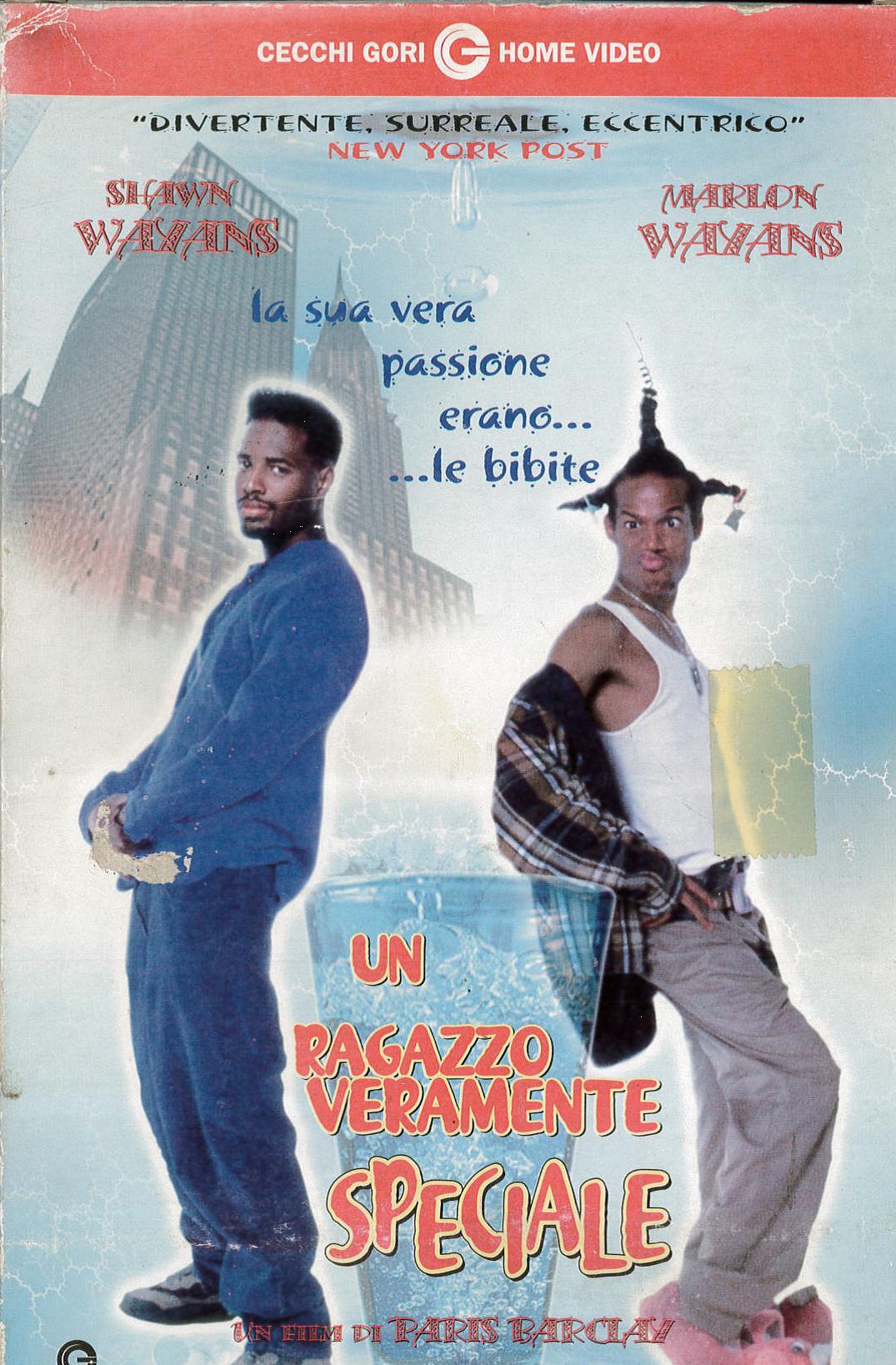 UN RAGAZZO VERAMENTE SPECIALE - VHS EX NOLEGGIO (VHS)