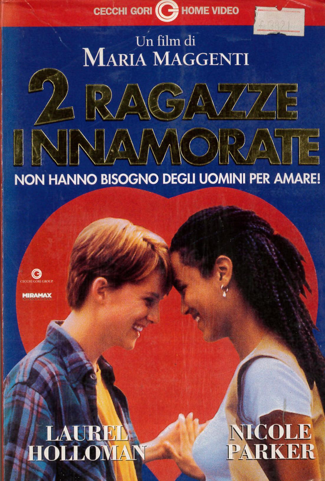 2 RAGAZZE INNAMORATE fc (VHS)