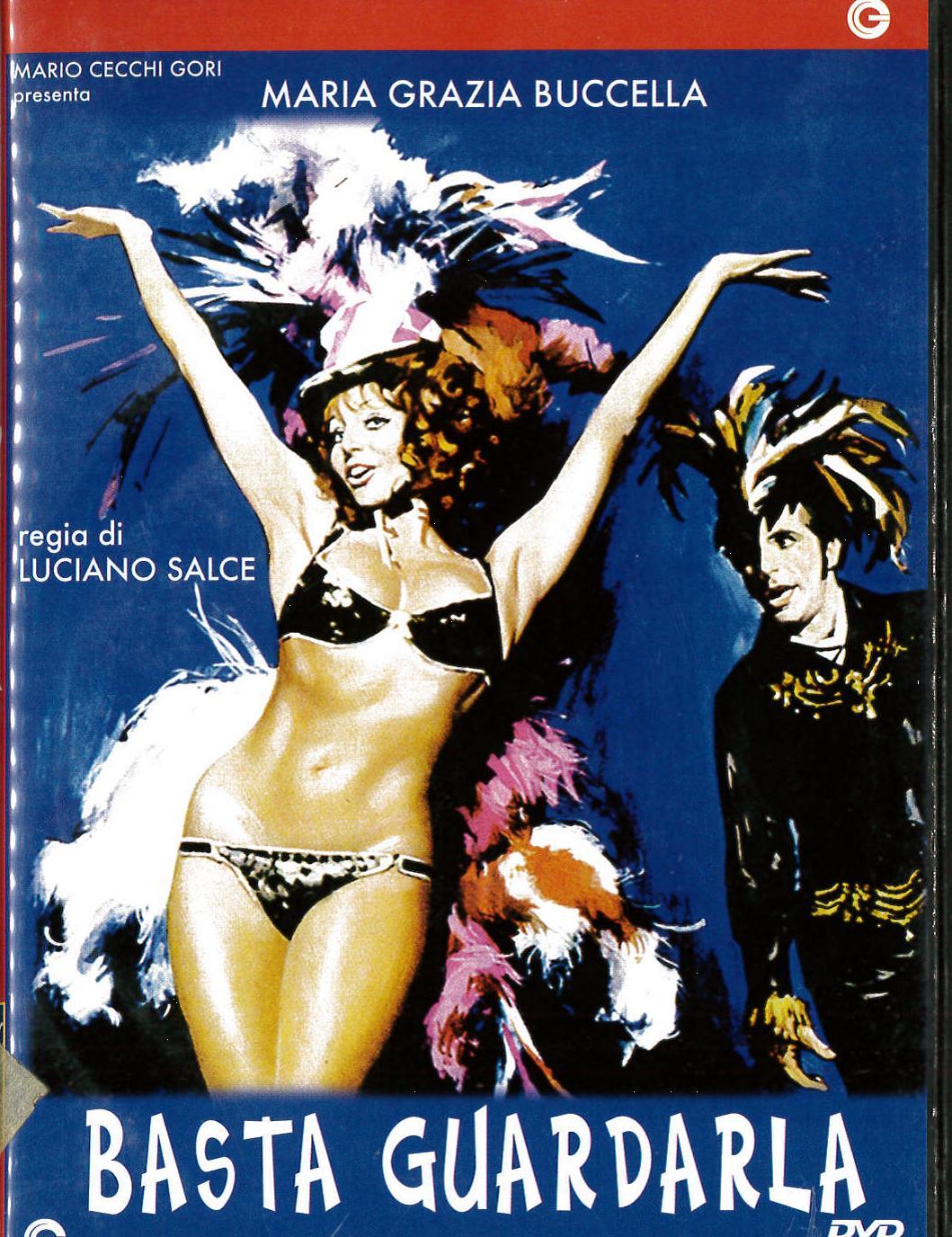 BASTA GUARDARLA - USATO EX NOLEGGIO (DVD)
