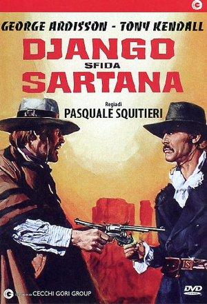 DJANGO SFIDA SARTANA (DVD)