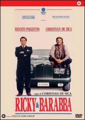 RICKY & BARABBA (DVD)