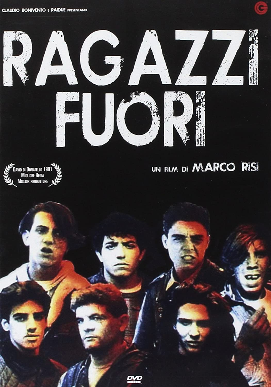 RAGAZZI FUORI (DVD)