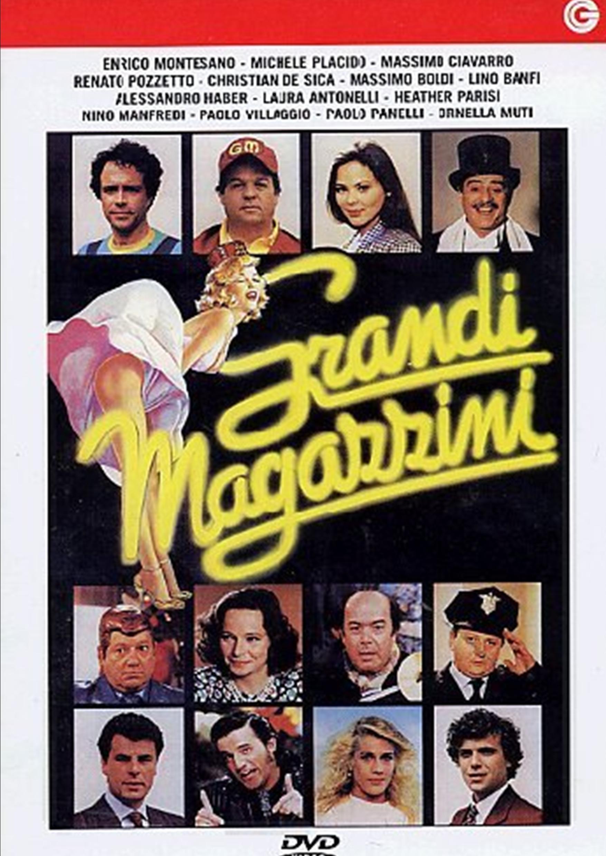 GRANDI MAGAZZINI (DVD)