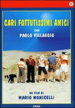 CARI FOTTUTISSIMI AMICI (DVD)