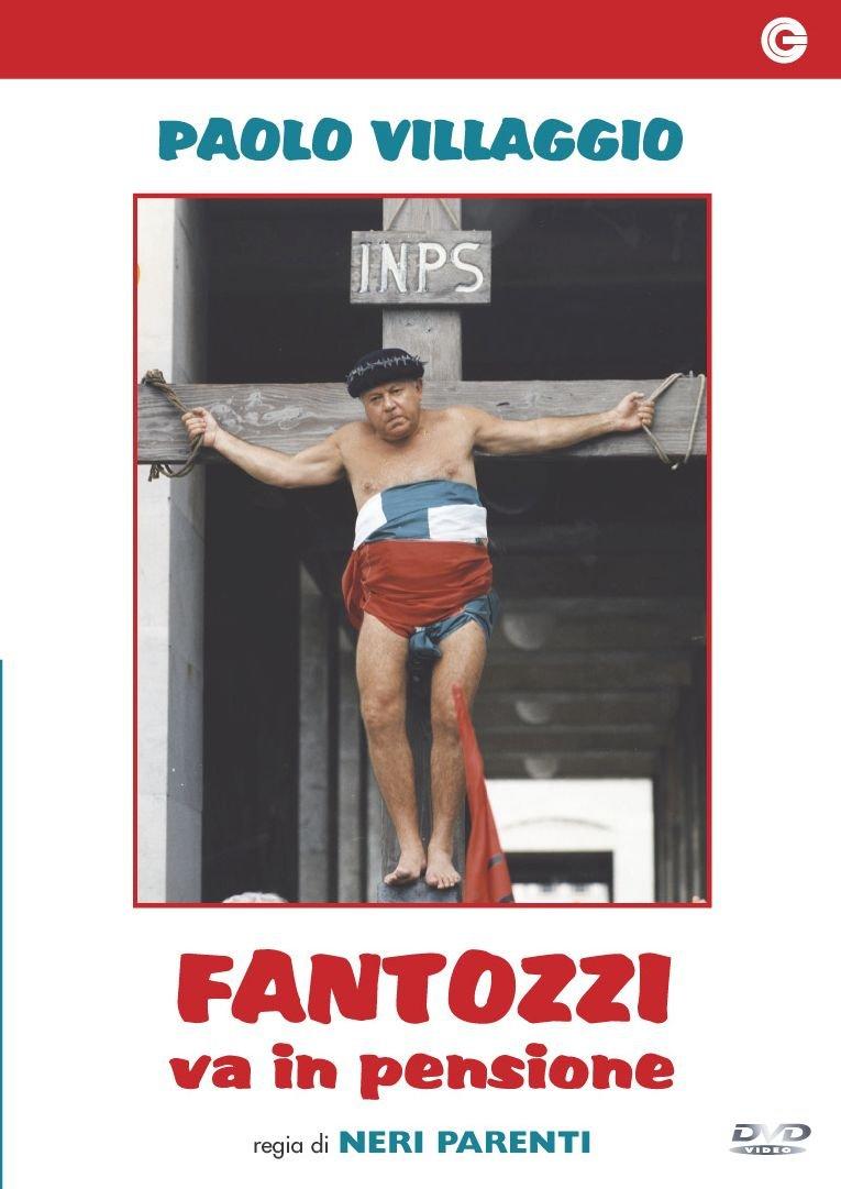 FANTOZZI VA IN PENSIONE (DVD)