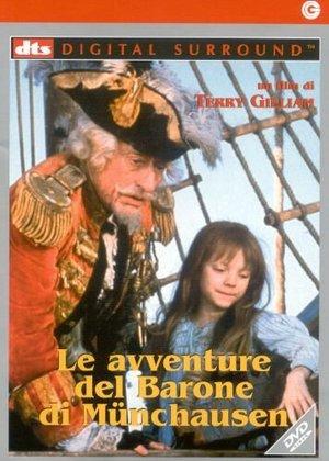 LE AVVENTURE DEL BARONE DI MUNCHAUSEN (DVD)
