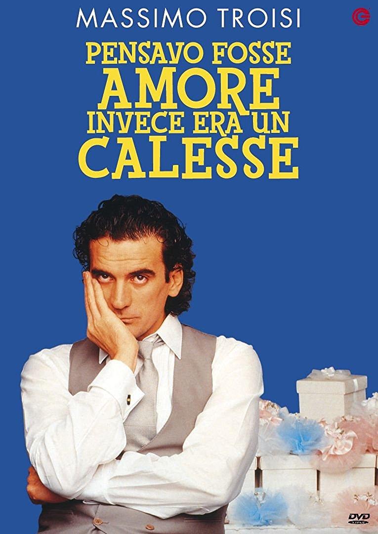 PENSAVO FOSSE AMORE INVECE ERA UN CALESSE (DVD)