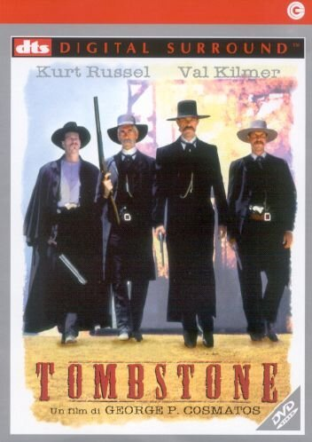 TOMBSTONE DTS (DVD)