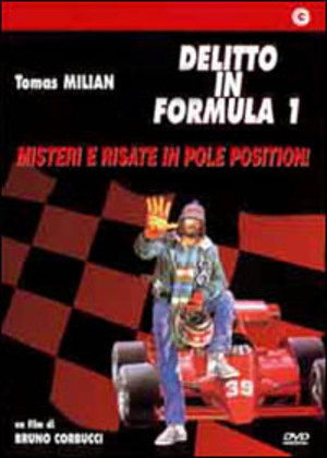 DELITTO IN FORMULA 1 (DVD)