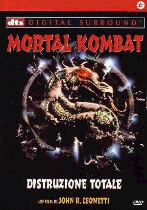 MORTAL KOMBAT 2 DISTRUZIONE TOTALE - EX NOLEGGIO (DVD)