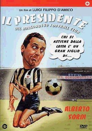 SORDI - IL PRESIDENTE DEL BORGOROSSO FOOTBAL CLUB (DVD)