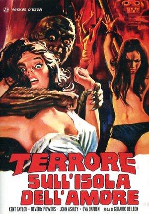 TERRORE SULL'ISOLA DELL'AMORE (DVD)