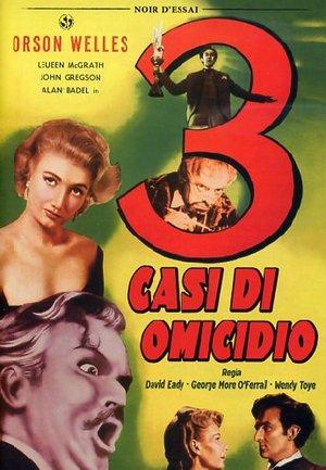 3 CASI DI OMICIDIO (DVD)