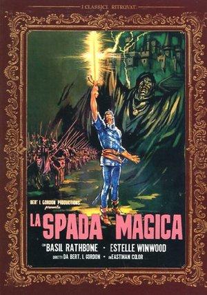 LA SPADA MAGICA (DVD)