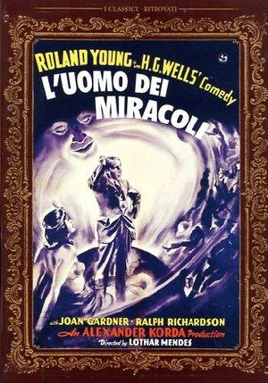 L'UOMO DEI MIRACOLI (DVD)