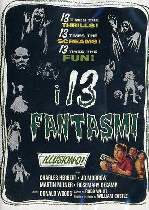 I 13 FANTASMI (DVD)