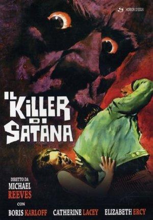 IL KILLER DI SATANA (DVD)