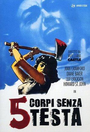 5 CORPI SENZA TESTA (DVD)