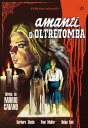 AMANTI D'OLTRETOMBA (DVD)