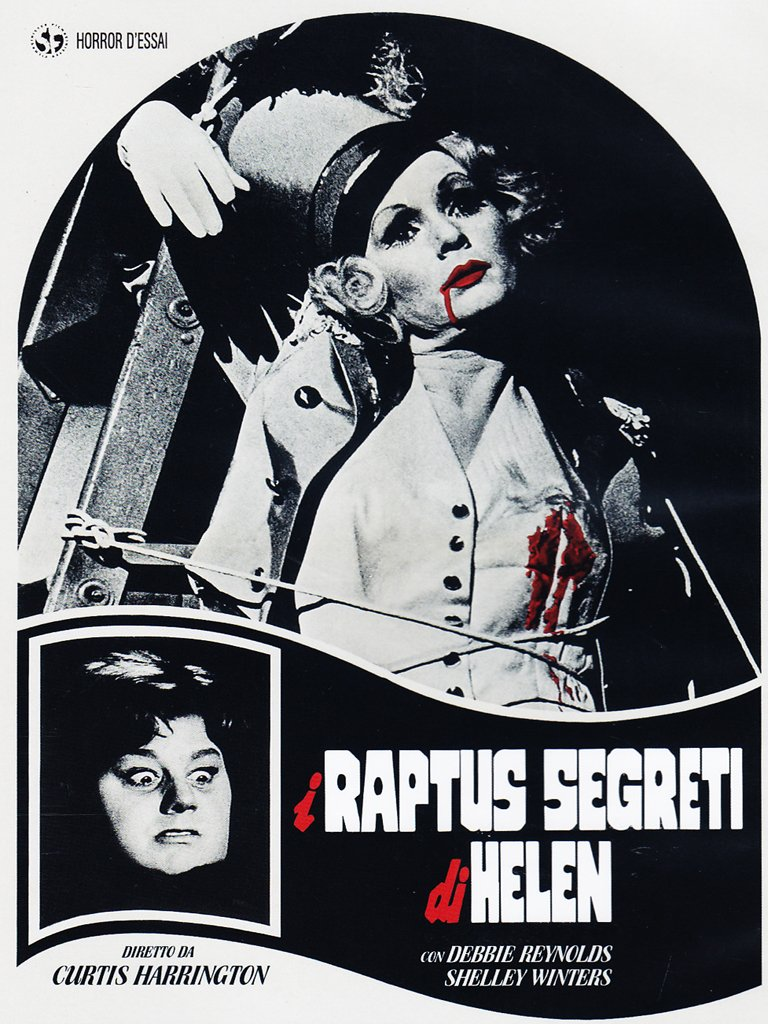 I RAPTUS SEGRETI DI HELEN (DVD)
