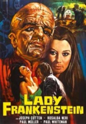 LADY FRANKENSTEIN (DVD)