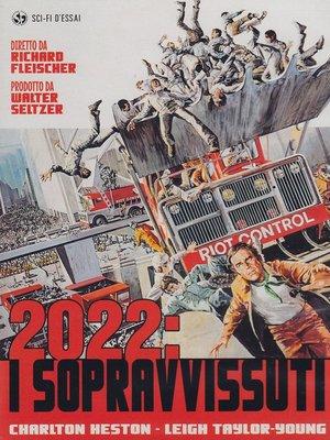 2022: I SOPRAVVISSUTI (DVD)