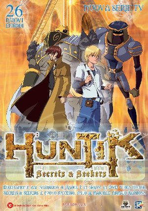 HUNTIK - SECRETS & SEEKERS 03 (DVD)