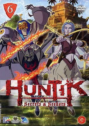 HUNTIK - SECRETS & SEEKERS 06 (DVD)