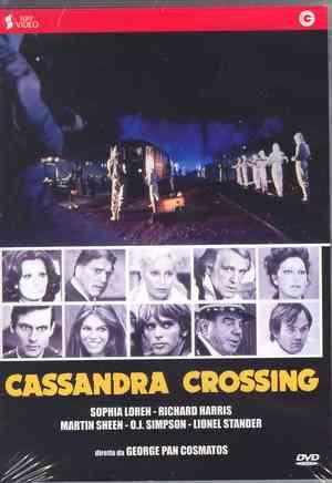 CASSANDRA CROSSING $ (DVD)