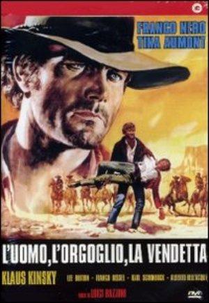 L'UOMO L'ORGOGLIO LA VENDETTA (DVD)