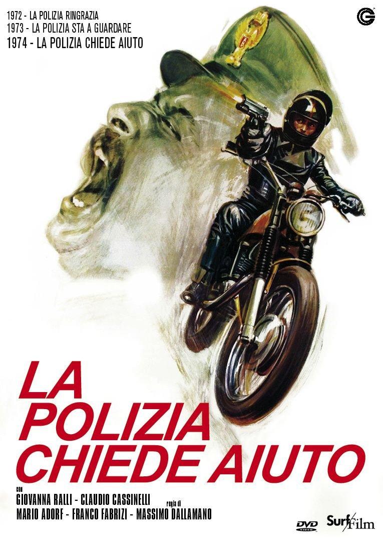 LA POLIZIA CHIEDE AIUTO (DVD)