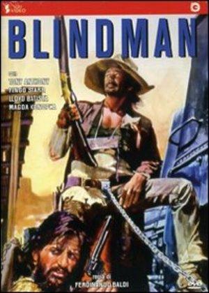 BLINDMAN (DVD)