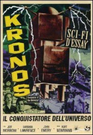 KRONOS - IL CONQUISTATORE DELL'UNIVERSO (DVD)