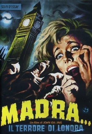 MADRA IL TERRORE DI LONDRA (DVD)