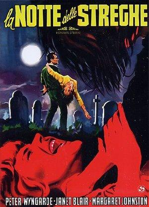 LA NOTTE DELLE STREGHE (1962) (DVD)