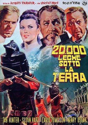 20000 LEGHE SOTTO LA TERRA (DVD)