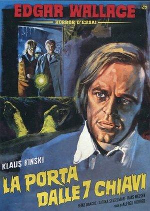 LA PORTA DALLE 7 CHIAVI (DVD)