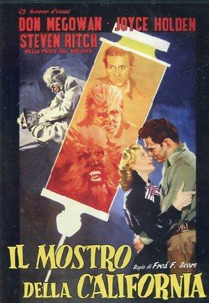 IL MOSTRO DELLA CALIFORNIA (DVD)