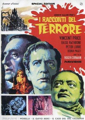 I RACCONTI DEL TERRORE (DVD)