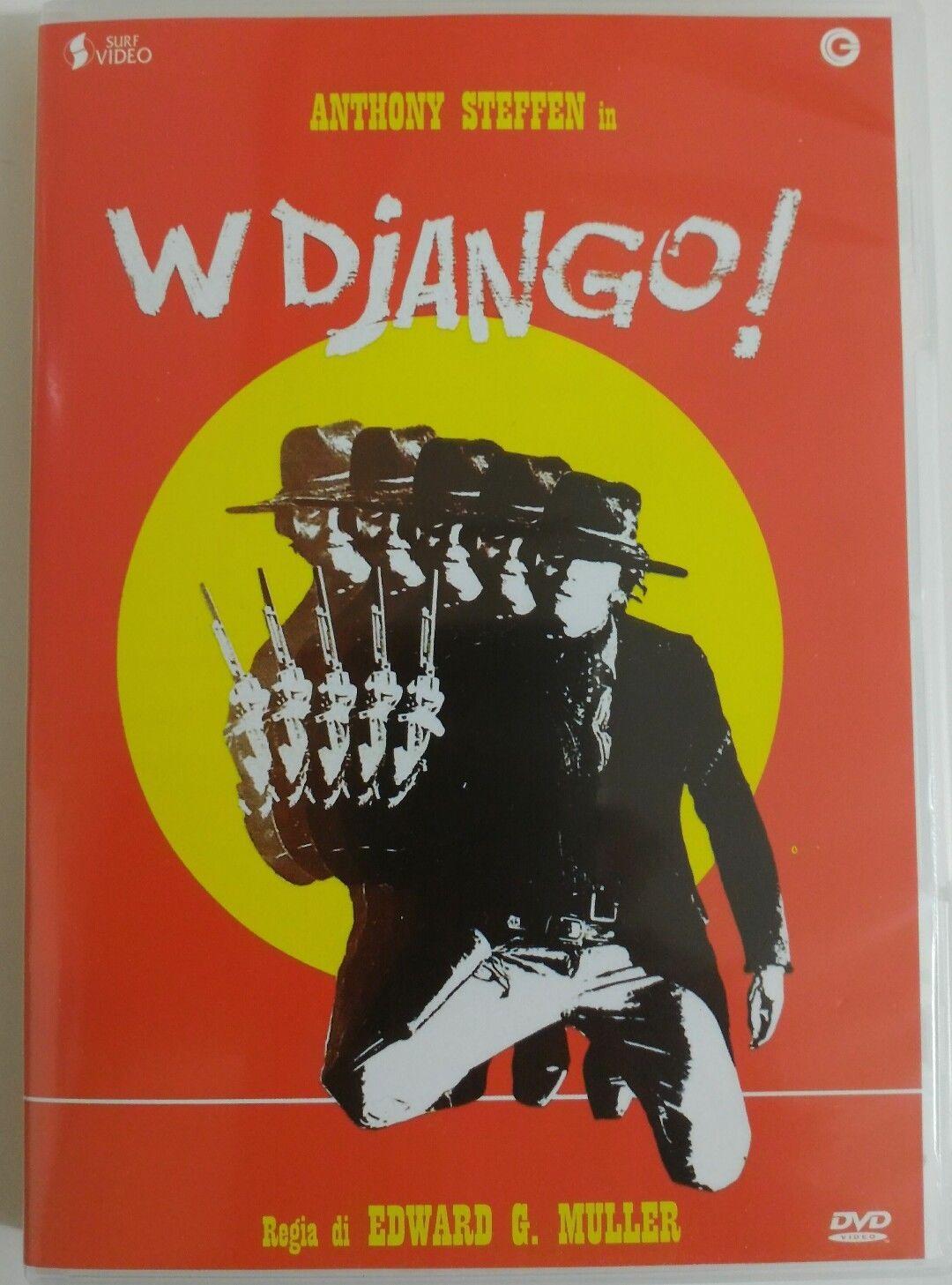 W DJANGO (DVD)