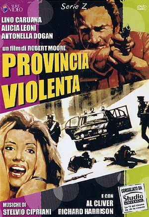 PROVINCIA VIOLENTA (DVD)